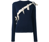 'Details Rubans' Langarmshirt