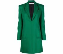 longsleeved blazer mini dress