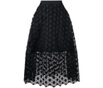 laser cut full skirt