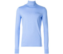 Atmosphere roll neck top