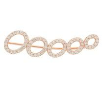 18kt 'Cloud' Ear Cuff aus Rotgold mit Diamanten