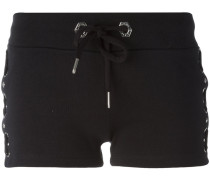 'Bondage' Shorts - women - Baumwolle - L