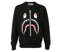 A BATHING APE® Sweatshirt mit Hai