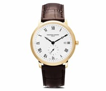 'Slimline Gents Small Seconds' Armbanduhr, 39mm