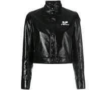 Vynil jacket