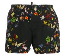 summer camp swim shorts