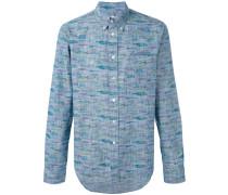 - Hemd mit Fisch-Print - men - Baumwolle - XXL