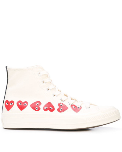 x Converse 'Chuck Taylor Multi Heart 1970s' High-Top-Sneakers