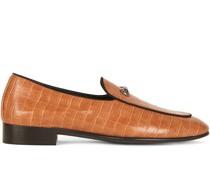 Archibald Loafer mit Kroko-Effekt