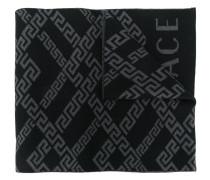 Schal mit Greca-Muster