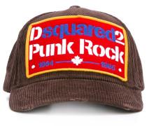 "Baseballkappe mit ""Punk Rock""-Patch"
