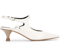Pumps mit Cut-Out