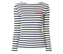 sailor babydoll sweater