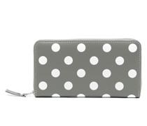 Portemonnaie mit Polka Dots