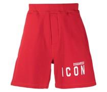 "Shorts mit ""Icon""-Print"