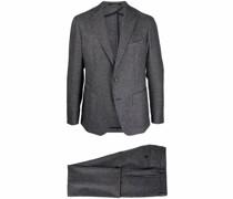 Texturierter Anzug