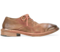 Derby-Schuhe in Distressed-Optik - men
