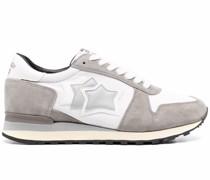 Argo Sneakers mit Wildledereinsatz