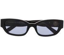 Eckige 'Magda' Sonnenbrille
