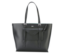Handtasche mit Kuvert-Fach - women - Kalbsleder