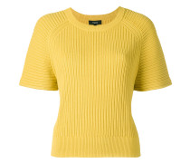 ribbed-knit top - women