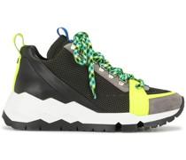 'Alpine' Sneakers in Colour-Block-Optik