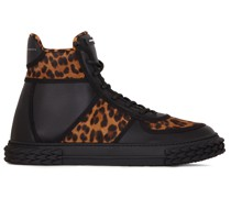 'Blabber' High-Top-Sneakers