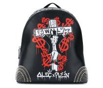 Alec x Plein backpack