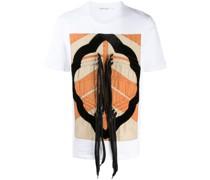 T-Shirt mit Kordelzug