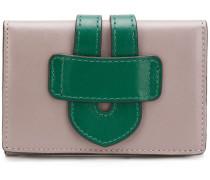 Zweifarbiges Portemonnaie