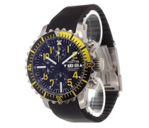 'B-42 Marine Chronograph' analog watch