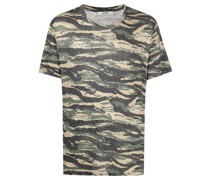 Tommy T-Shirt mit Camouflage-Print