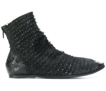 Naely perforated boots