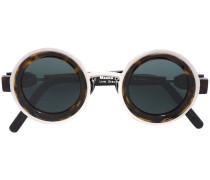 - Sonnenbrille mit rundem Gestell - unisex