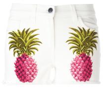 Shorts mit Ananas-Print - women