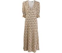 'Zadie' Kleid mit Print