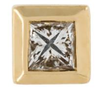 'Odette Blanc' diamond stud earring