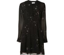 stars print dress