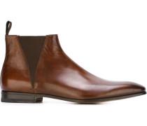 Chelsea-Boots mit mandelförmiger Kappe - men