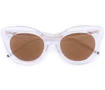Klassische Cat-Eye-Sonnenbrille - Unavailable