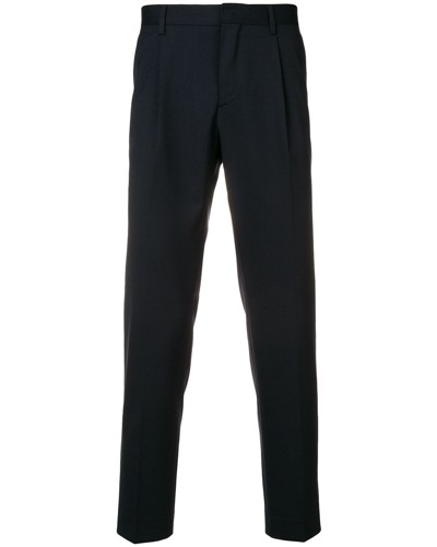 Klassische Hose mit schmaler Passform
