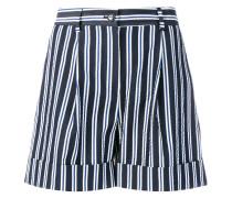 P.A.R.O.S.H. Gestreifte Shorts