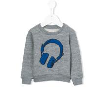 Sweatshirt mit Kopfhörer-Print - kids