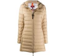 'Irene' Mantel mit Reißverschluss