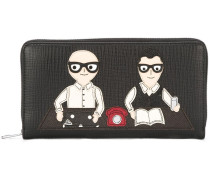 Designers patch wallet