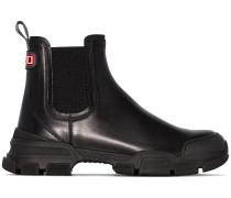 Chelsea-Boots mit Logo