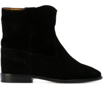 Wedge-Stiefeletten