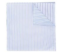 Schal mit Streifen - men - Baumwolle