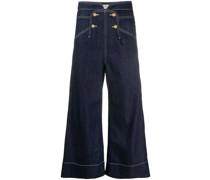 'Fontana' Cropped-Jeans