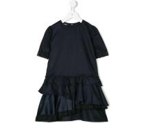 Kleid mit gerüschten Details